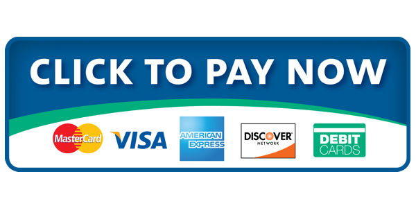 Payments with credit card or PayPal