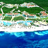 Cancun airport transportation service cun cancun transfers for Blue bay grand esmeralda deluxe v jardin